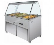 Gastronorm Bain Marie Electric