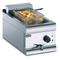 Lincat Single Tank Fryers With 1 Basket