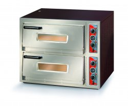 Pizza Oven 6x6 Double Deck
